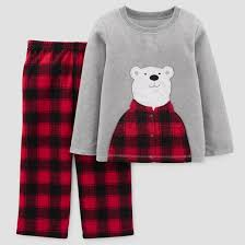 boys buffalo plaid pajamas target