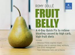 fruit belly a 4 day quick fix to relieve bloating caused by high