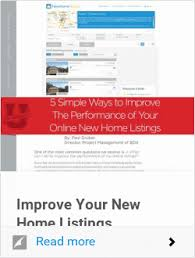 new home source listings from builders digital experience bdx