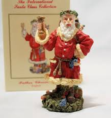 Home Interiors Figurines Amazon Com The International Santa Claus Collection Father