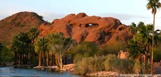 Landscape Rock Phoenix by Hole In The Rock Phoenix Arizona