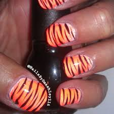 detroit tigers nails simply smashley