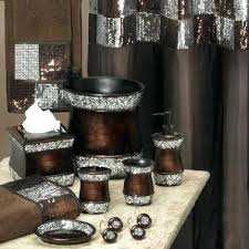 bathroom shower curtain decorating ideas bathroom shower curtains and matching accessories engem me
