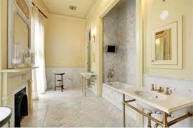 Bathroom Floor Plan Historic New Orleans Estate Features Vintage Bath Design