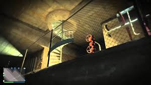 The Monster Under The Stairs by Gta5 Spiral Staircase To Heaven Youtube
