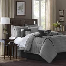 Grey Comforter Sets King Chateau Marmont Fairmont 7 Piece Queen Bedroom Set Dixie 7 Piece