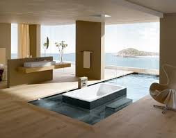 spa bathroom design ideas shower with a view design and ideas