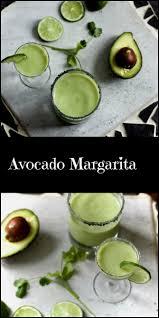 margarita avocado margarita with gran gala liquor spinach tiger