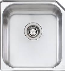 Oliveri NPU NuPetite  And  Bowl Undermount Sink - Oliveri undermount kitchen sinks