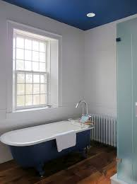 painting ideas for bathrooms bathroom ceiling master bathroom in blue and white with painted