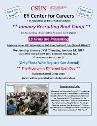 ey center for careers in accounting and information systems