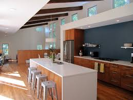 Clearstory Windows Plans Decor Nice Use Of Bulkheads And Clerestory Windows In This Modern