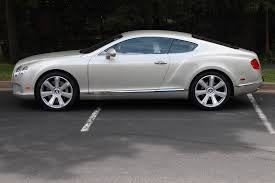2012 Bentley Continental Gt Stock P074368 For Sale Near Vienna
