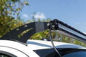 roof rack emergency light bar ford f 150 04 2014 rooftop led light bar mounts straight 50