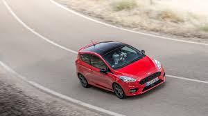 2018 ford fiesta 1 0 st line first drive the best got better