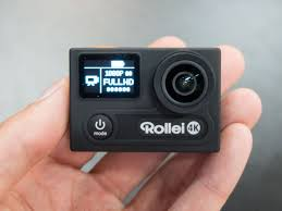 rollei actioncam 430 comes with 4k resolution and full hd slow