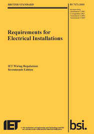 iet wiring regulations 17th edition bs 7671 2008 incorporating