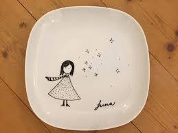 porzellan fã r polterabend 39 besten keramik bilder auf porzellan bemalen