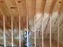 differences in open cell and closed cell insulation spray foam