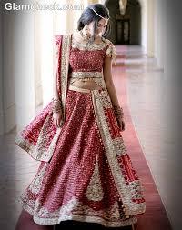 Different Ways Of Draping Dupatta On Lehenga Karva Chauth Dressing Tips