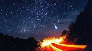imagenes meteoritos reales una empresa crear lluvias de meteoritos artificiales política