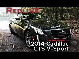 2014 cadillac cts vsport review 2014 cadillac cts v sport redline review