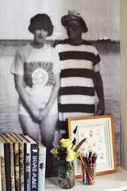 family photo bookshelf project u2013 a beautiful mess