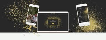 vanolia your wedding website and app