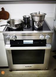 Miele 36 Induction Cooktop Bosch Benchmark Vs Miele Slide In Induction Ranges Reviews