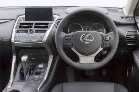 lexus nx black red interior new lexus nx estate 300h 2 5 f sport 5 door cvt premier pack