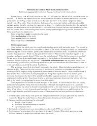 newspaper article review template business template