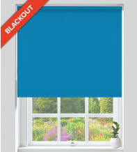 Blue Blackout Blinds Blackout Blinds Top Quality Made To Measure Blinds 75 Off
