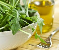 wilted arugula with anchovy and garlic dressing recipe james