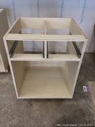 how to build custom base cabinets garage work shop storage custom base cabinets