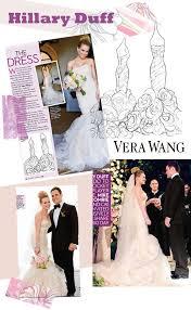 hilary duff wedding dress the 25 best duff wedding ideas on