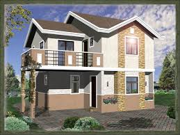 house design small lot area philippines modern home dan plans