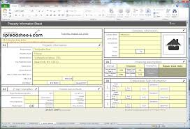 Property Flipping Spreadsheet Determine Your Numbers And Adhere To It