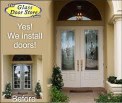 glass door tampa door installers make a big improvement at this tampa home