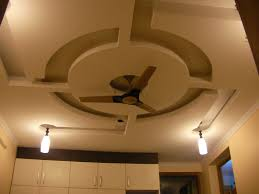without down ceiling design of pop for kitchen and drawing room