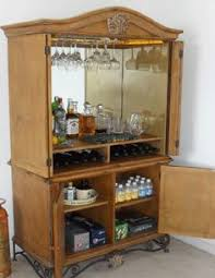Bar Hutch How To Turn An Armoire Into A Bar Google Search Visit Centophobe
