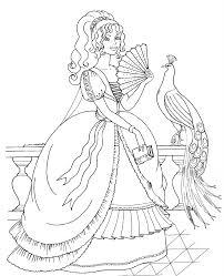 interesting disney princess coloring page in disney princess and