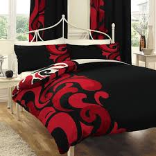 home design bedding awesome bed black and red bedding sets home design ideas regarding
