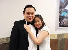 Gabrielle Hamilton Wife American Idol Alum William Hung Gets Married