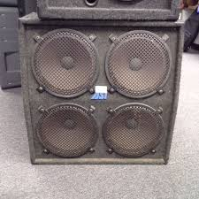 12 guitar speaker cabinet used asi 4 12 guitar speaker cabinet 4 x 12 guitar speaker