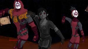 Dark Link Halloween Costume Echo Mmd Dark Link U0026 Yiga Clan Members
