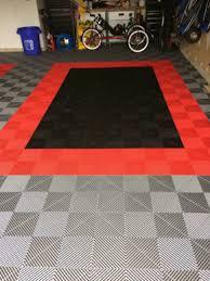 Tiles For Garage Floor Swisstrax Garage Floors Neat Storage Designs New Jersey