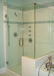 3 Panel Shower Door Glass Shower Doors 3 8 Hinged Enclosure 3 Panel Custom 90