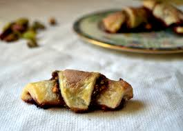 cherry pistachio rugelach the little ferraro kitchen