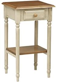amazon com koehler home decor accent distressed white wooden