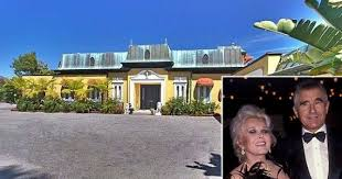 zsa zsa gabor s bel air mansion youtube zsa zsa gabor s former home sells for 10 4m gotham re group